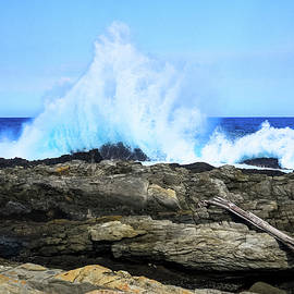 Jeff at JSJ Photography - Tsitsikamma National Park MPA Tidal Wave Splash