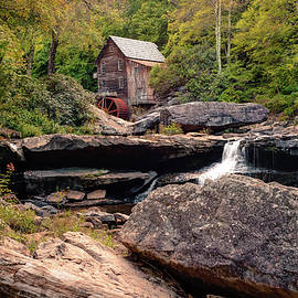 Gregory Ballos - Tucked Away - Historic Old Mill Photography