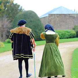 Rumyana Whitcher - Back In Tudor