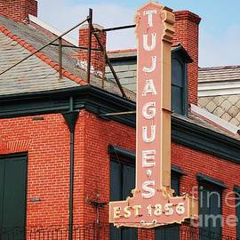 Marcus Dagan - Tujaques Restaurant New Orleans