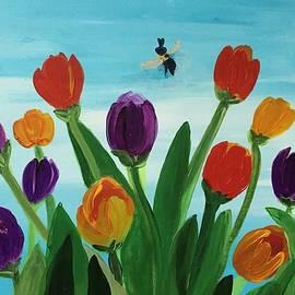 Christina Schott - Tulip Sky