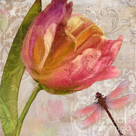 Mindy Sommers - Tulip Tempest I