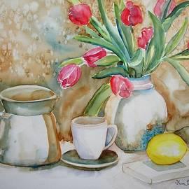 Kim PARDON - Tulipes