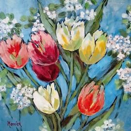Cathy MONNIER - Tulips