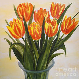 Christine Huwer - Tulips in Spring