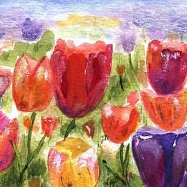 Jamie Frier - Tulips
