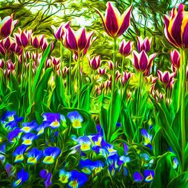 Liang Li - Tulips