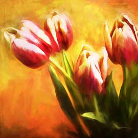 James Bethanis - Tulips no 7