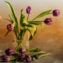 Maggie Terlecki - Tulips on a Table