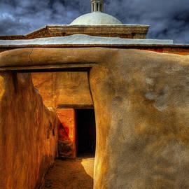 Roger Passman - Tumacacori National Historical Site Restored Sacristy Entrance