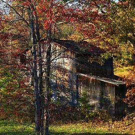 Kathryn Meyer - Tumbledown Barn