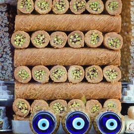 Joan Carroll - Turkish Sweets Painterly