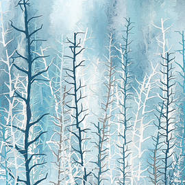 Turquoise Winter - Lourry Legarde