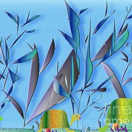 Iris Gelbart - Turtle Garden