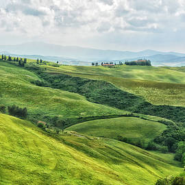 Claudia Moeckel - Tusacny Hills I