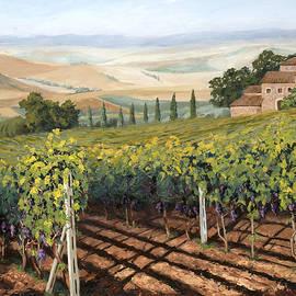 Mary Giacomini - Tuscan Vines