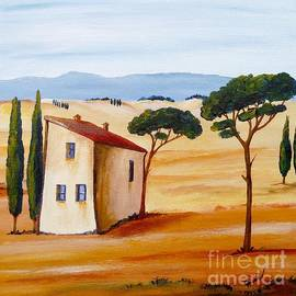Christine Huwer - Tuscany Modern 2