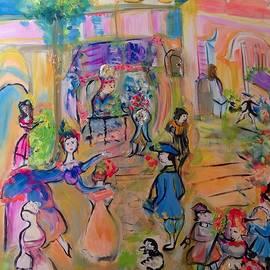 Judith Desrosiers - Tutti fruity sunshine