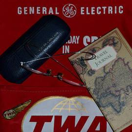 Paul Ward - TWA World Traveler