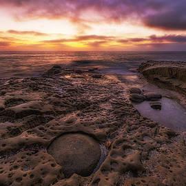 Photography  By Sai - Twilight on the Pacific - California Coast