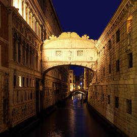 Twilight over the Bridge of Sighs - Andrew Soundarajan