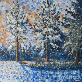 Jim Rehlin - Twin Pines / First Snow