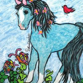 Claire Decker - Twinkle the Fairy Horse