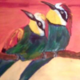 Ekta P Srivastava - Two birds