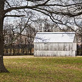 Greg Jackson - Two Oaks White Kentucky Barn