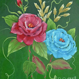 Jimmie Bartlett - Two Roses Red and Blue