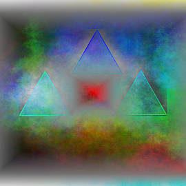 Keith Leitzel - Two Triangles 3