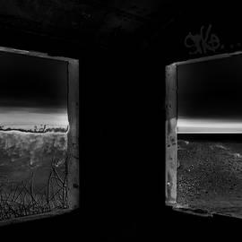 Mike  Deutsch - Two Views Into Darkness