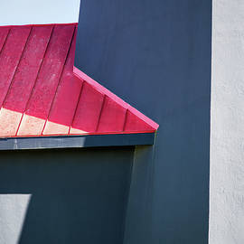 Don Johnson - Tybee Building Abstract