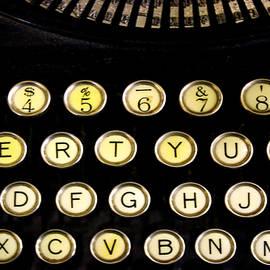Christopher Woods - Typewriter