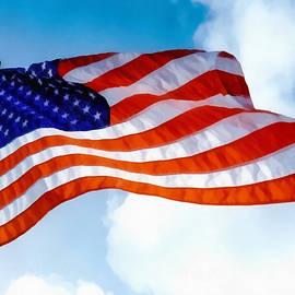 Brian Tada - Honoring Flag Day