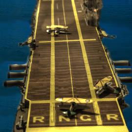 John Straton - U S S Ranger C V-4