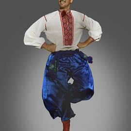 Yuri Lev - Ukrainian Dancer
