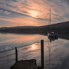 Roger Green - Ullswater Sunrise
