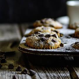 Deborah Klubertanz - Ultimate Chocolate Chip Muffins
