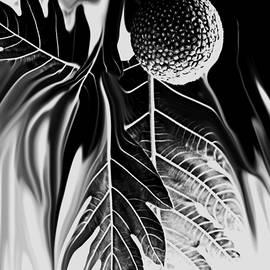 Kerri Ligatich - Ulu - Breadfruit Abstract