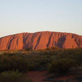 Merrin Jeff - Uluru Sunset