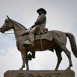 Richard Andrews - Ulysses S Grant Memorial - Detail
