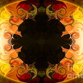 Omaste Witkowski - Undecided Bliss Abstract Healing Artwork by Omaste Witkowski