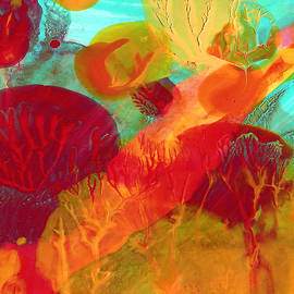 Amy Vangsgard - Under the Sea Abstract 6