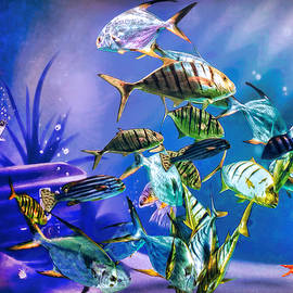 Pennie McCracken - Under the Sea