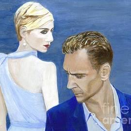 Veronica Rickard - Secrets - painting
