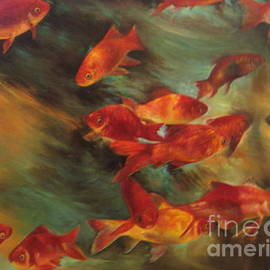 Farideh Haghshenas - Underwater Beauty