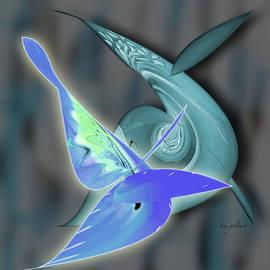 Iris Gelbart - Underwater grace