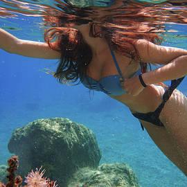 Manolis Tsantakis - Underwater#1