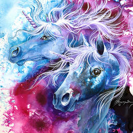 Sherry Shipley - Unicorn Magic